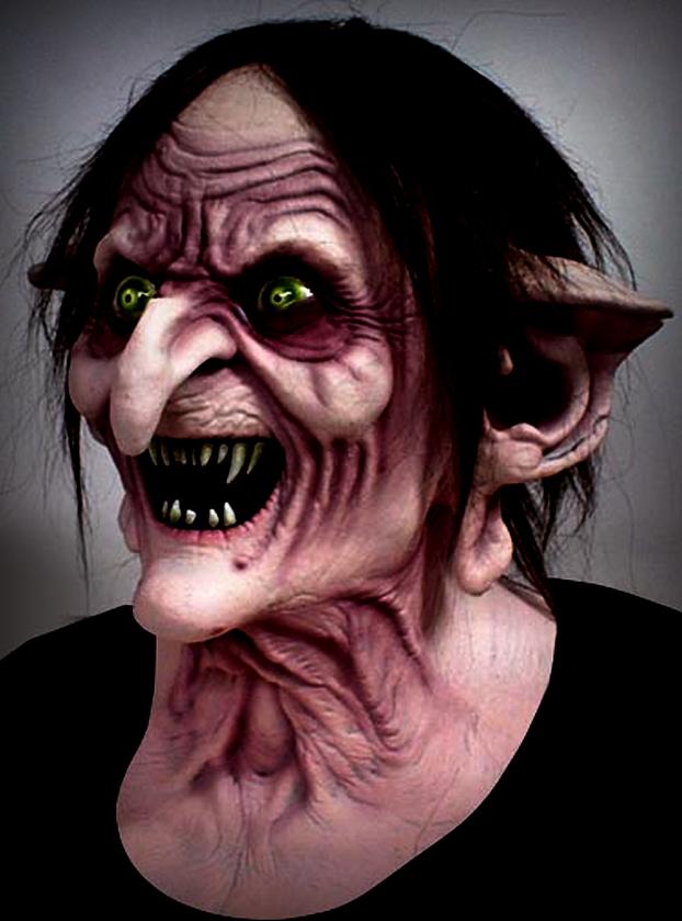 Blind Scream swamp witch